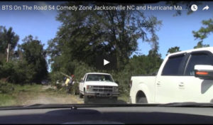 "BTS On The Road 54: ""Comedy Zone"" Jackson, NC and Hurricane Matthew"