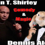 THE MAGIC, COMEDY & IMPROV EXTRAVAGANZA