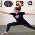 Yoga and Kenpo Training