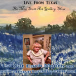 Live From Texas: Meg Scott's Art Gallery