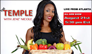 """""""The Temple"""" with Jene' Nichole Is a Hit!"""