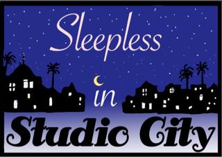 sleepless in studio city artwork