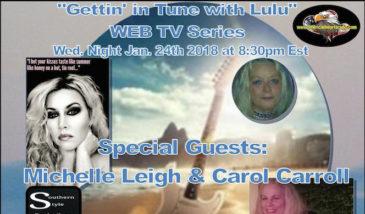 """Gettin' in Tune with Lulu"" Premieres January 24"