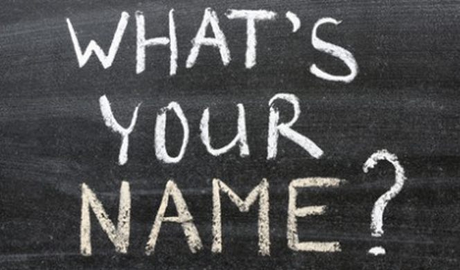 Should You Change Your Name?