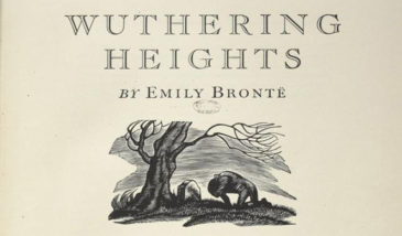"""""""Wuthering Heights"""" by Emily Bronte"""