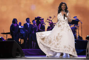 A Salute to the Queen of Soul