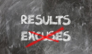 5 Ways to Stop Making Excuses