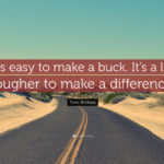 5 Ways You Can Make a Difference