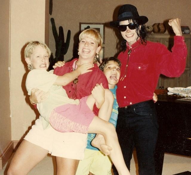 A True Tale of The King of Pop