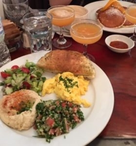 CAFÉ MOGADOR–a Taste of Morocco in NYC