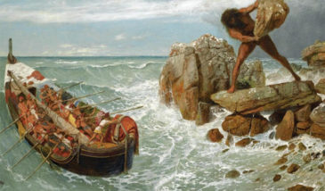"""""""The Odyssey"""" by Homer"""