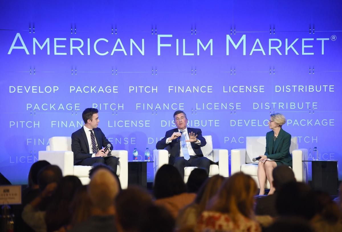 IS THE AMERICAN FILM MARKET (AFM) FOR YOU?