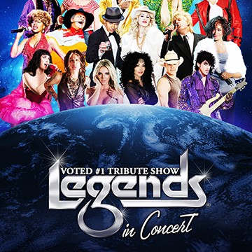 "THE GRAND OPENING OF ""LEGENDS IN CONCERT"""