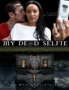 """My Dead Selfie"" Award-Winning, Supernatural Thriller"