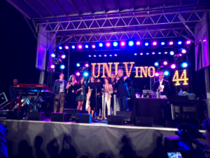 UNLVino: 45th Year as Las Vegas' Longest-Running Wine & Food Festival.