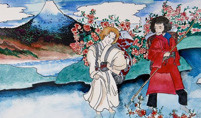 Bashō's Narrow Road to the Deep North