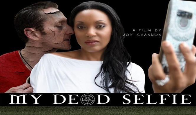 """My Dead Selfie"" Award-Winning, Supernatural Thriller"
